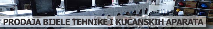 Prodaja bijele tehnike i kućanskih aparata